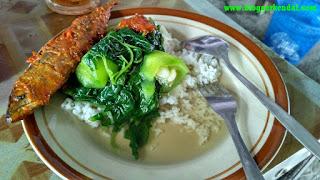 Warung Makan Pojok Umbul Pasar Sore