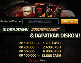 Cara Mengisi Cash PB Garena dengan Pulsa HP XL, Indosat, TelkomSEL Terbaru 2017