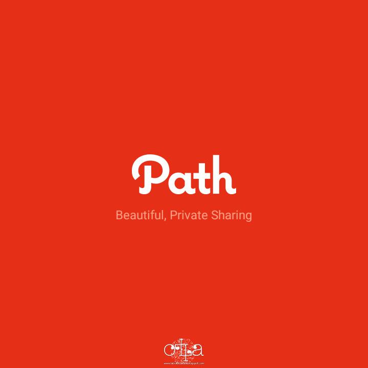 #PathDaily Salah Satu Fitur Terbaru dari Path