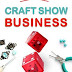 Winner of the Craft Show Business Book Giveaway
