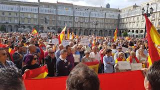"""L'inquiétude qui a gagné l'Espagne depuis le """"référendum"""" catalan"""
