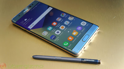 Galaxy Note 7 Masih Bermasalah, Setelah diganti