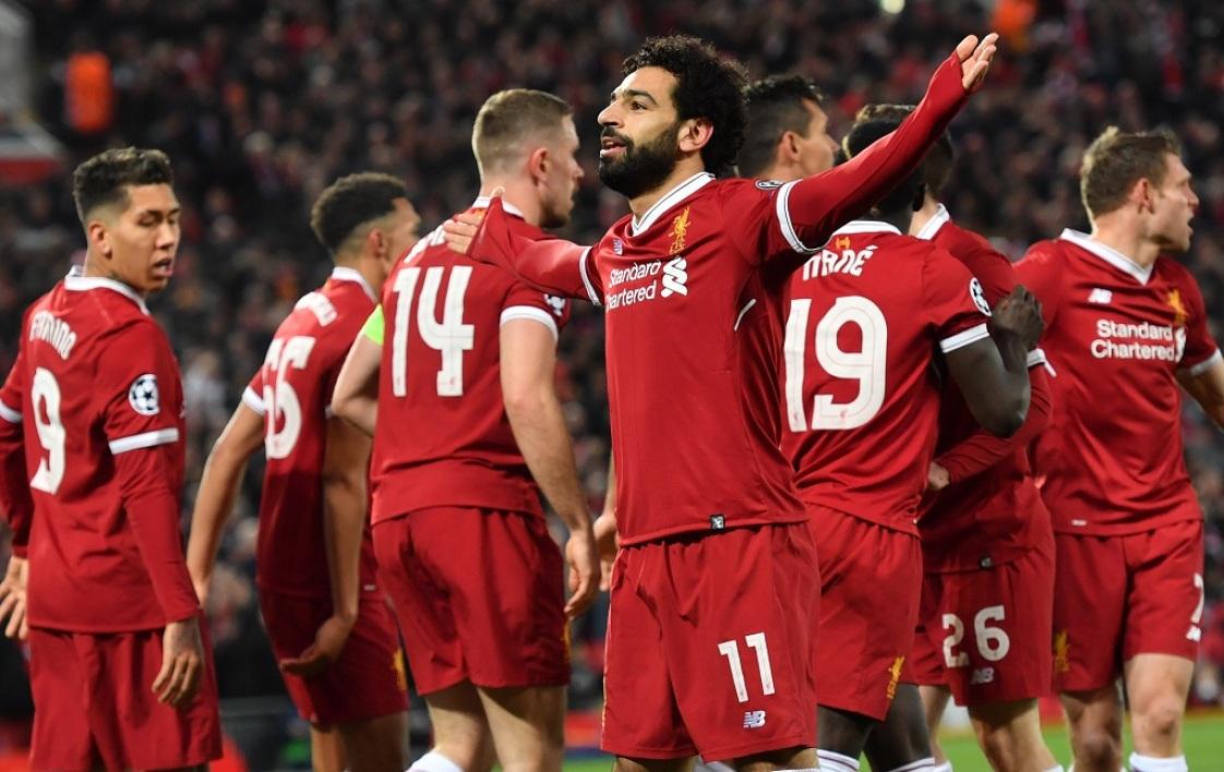 مباراة ليفربول وبورنموث صلاح 8-12-2018 البريميرليج