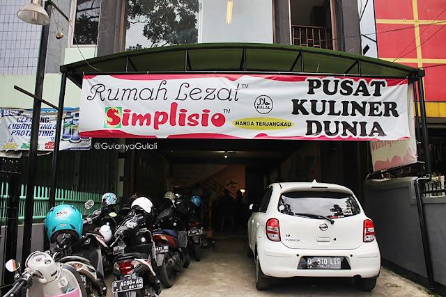 Rumah Lezat Simplisio Bandung