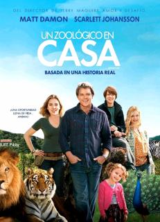 Un Zoologico En Casa (2011) | 3gp/Mp4/DVDRip Latino HD Mega