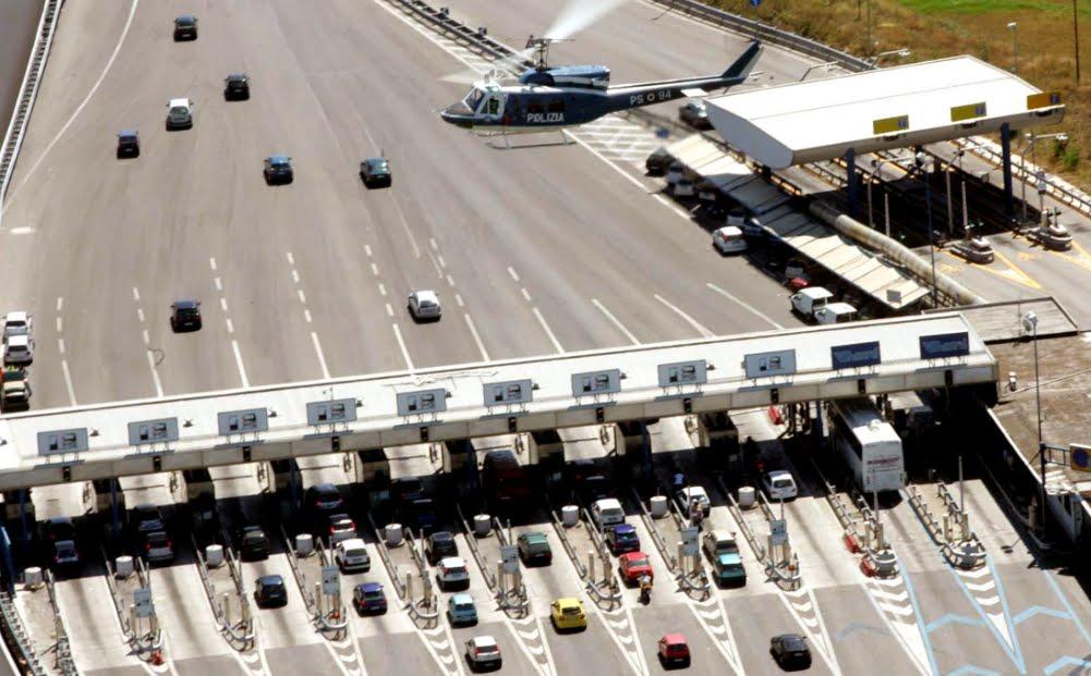Sciopero Autostrade domenica 16 e lunedì 17 dicembre, gli orari della protesta.
