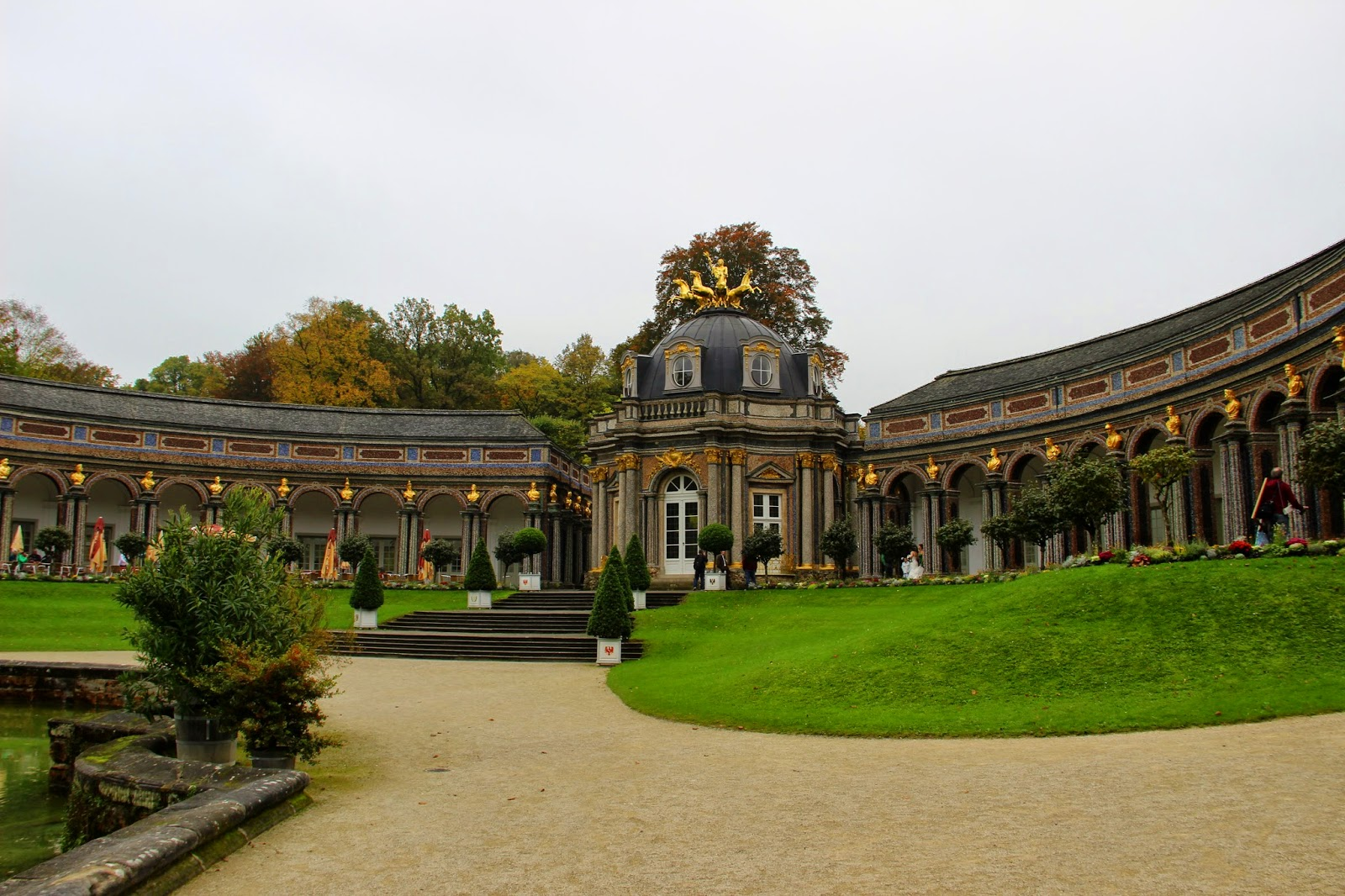 Новый дворец Эрмитаж
