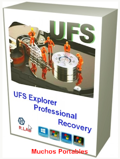 UFS Explorer Professional Recovery v5.15 Portable