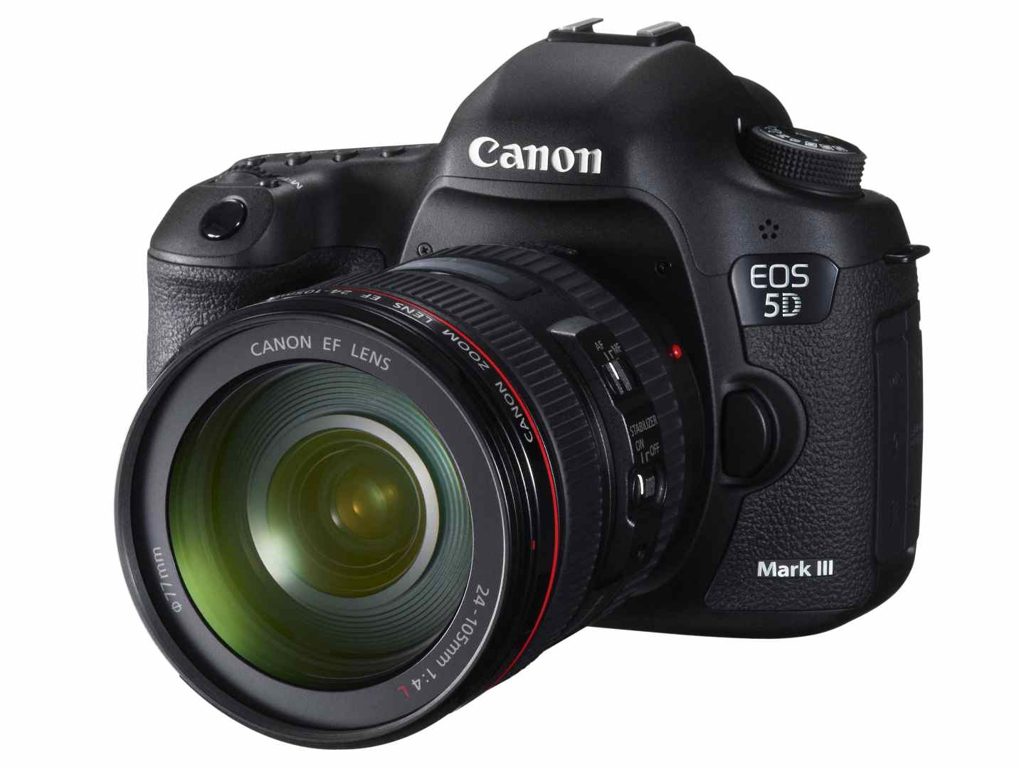 UrbanFox.TV Blog: Canon EOS 5D Mark III launched
