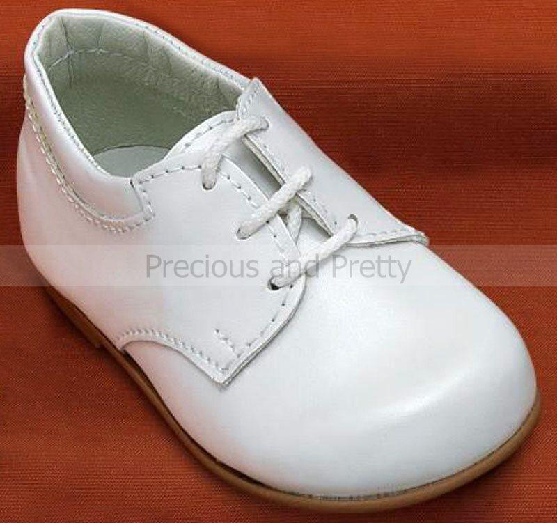 f8527fc9a8c Βαπτιστικά παπούτσια λευκά για αγόρι