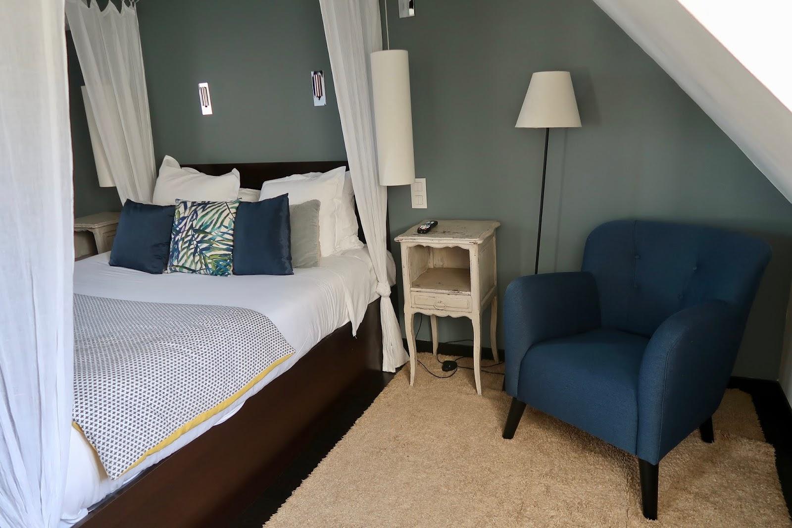 blogueuse hôtellerie domaine de Bellevue