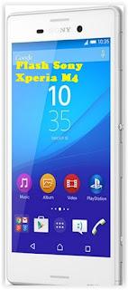 Flash Sony Xperia M4 Aqua