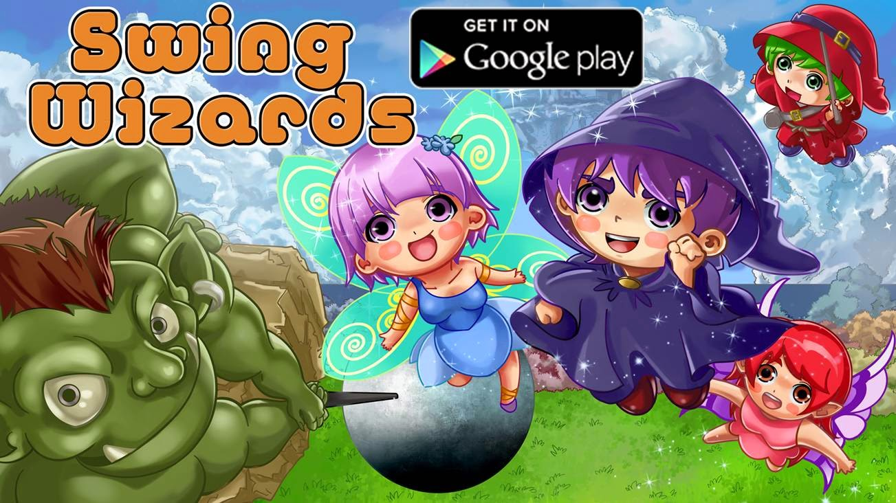 Swing Wizards - Android App Review