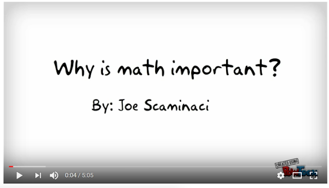 why is math important