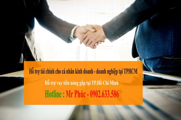 Dịch vụ vay tiền trả góp tại tphcm - vaynong12h