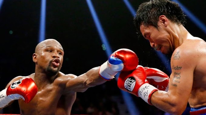 Floyd Mayweather has announced he will return to fight Manny Pacquiao this year