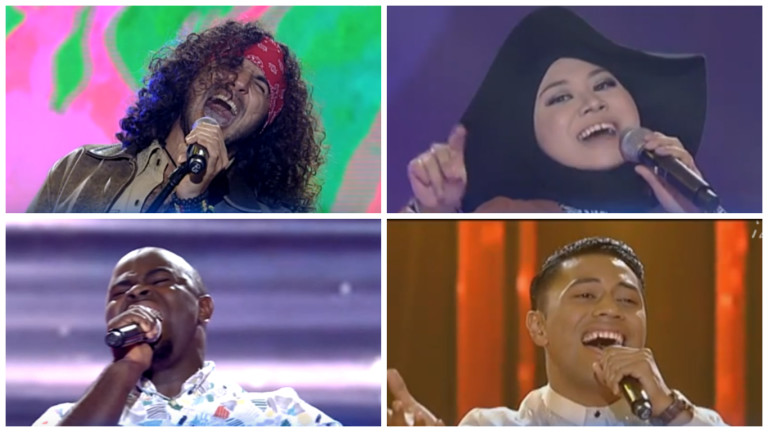 "Dio Smith, Fathin Amira, Moses Akoh, and Naisa Lasalosi complete ""I Love OPM"" Top 8"