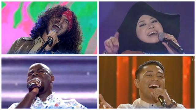 "Dio Smith, Fathin Amira, Moses Akoh, and Naisa Lasalosi complete ""I Love OPM"" Top 8"