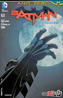 Os Novos 52! Batman #23
