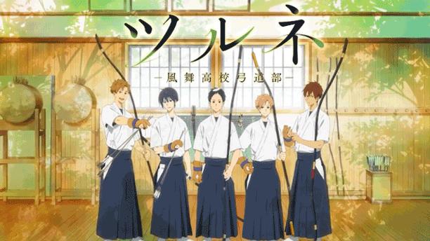 Tsurune: Kazemai Koukou Kyuudoubu - Daftar Anime 2018 Terbaik dan Terpopuler