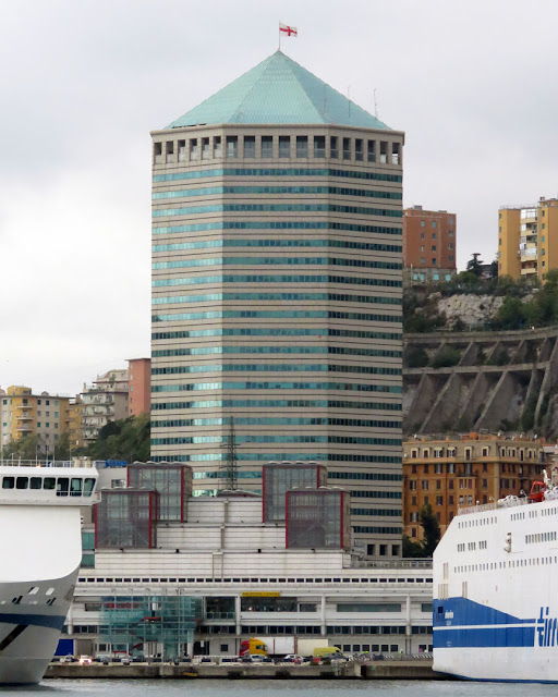 The Matitone, San Benigno North Tower), Genoa