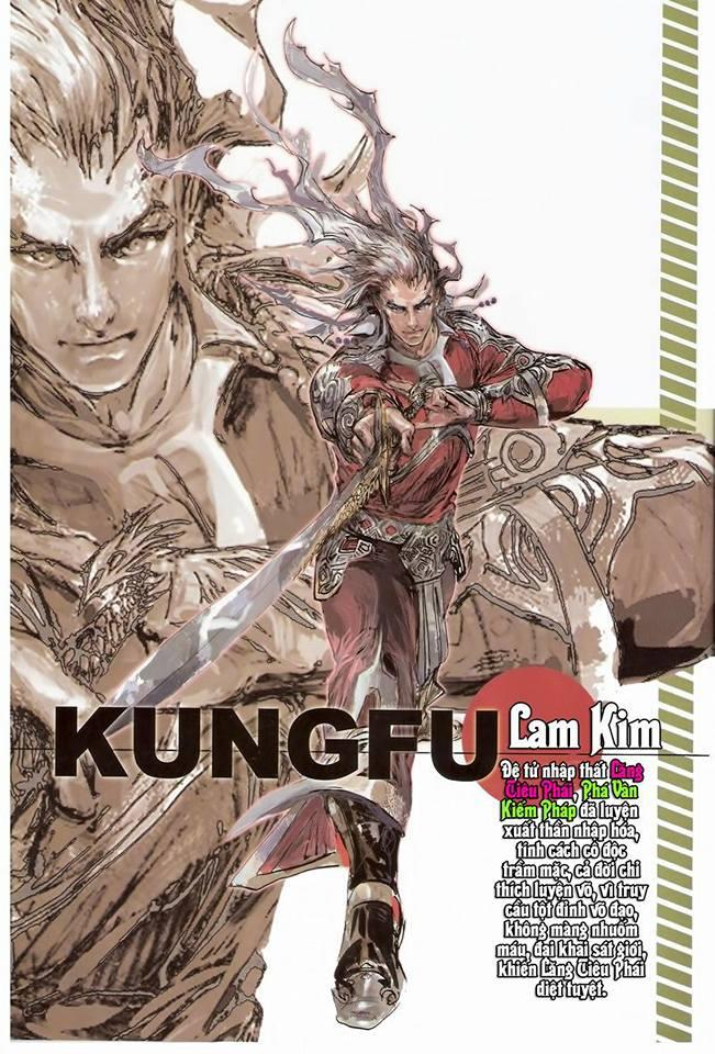 Kungfu (Công Phu)