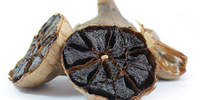 Khasiat Bawang Putih Hitam (Black Garlic) Untuk Kesehatan