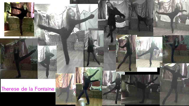 Ballerina Therese Vaux de la Fontaine