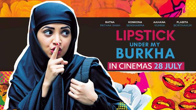 Lipstick Under My Burkha (2017) Hindi Movie 480p