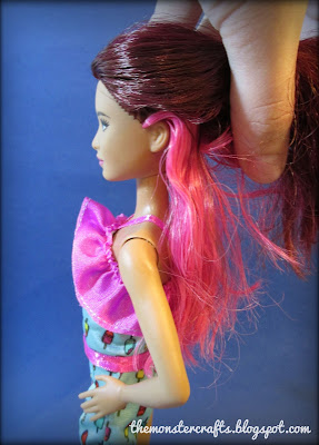 barbie fashionistas doll review