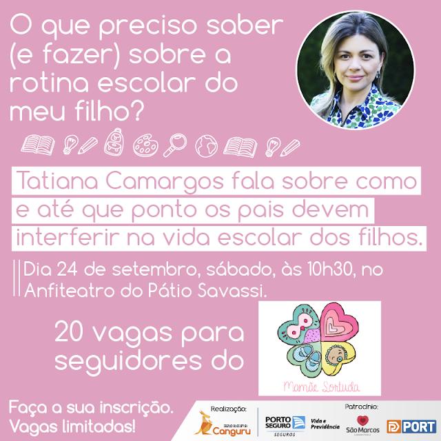 Encontro Canguru - Tatiana Camargos