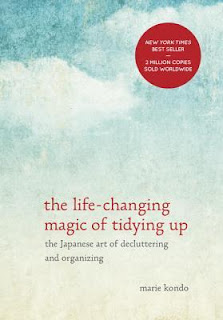 The Life Changing Magic of Tyding Up, Marie Kondo, InToriLex, BookScoop
