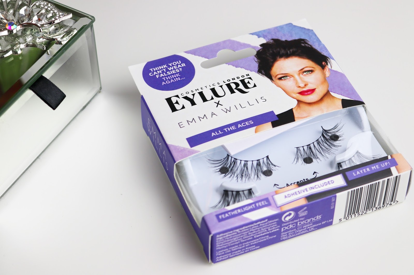 9e8697a20f2 Emma's range is designed for women like herself, a busy mum on the go and  she actually named the three lash styles after her three children, a very  cute and ...