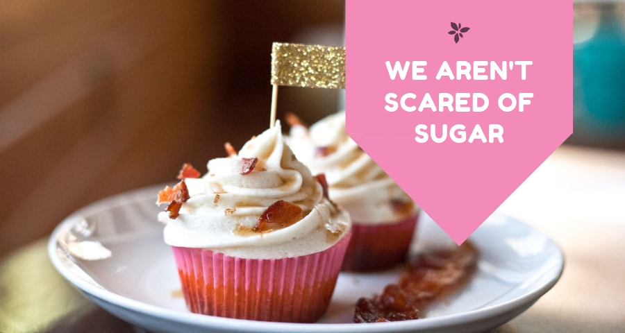 We Aren't Scare of Sugar