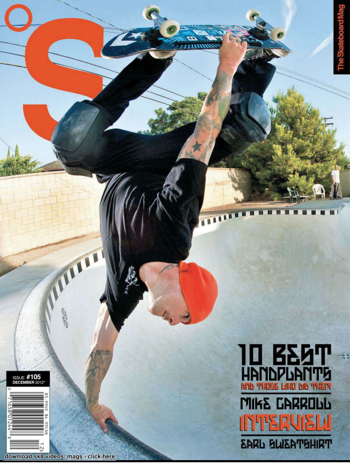 f6cecb81441 Skateboard Magazine Archive  The Skateboard Mag December 2012