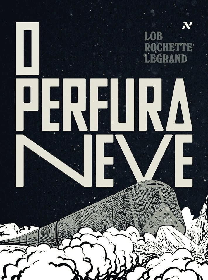 Capa do livro O Perfuraneve