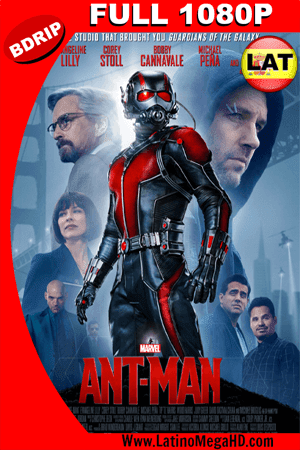 Ant-Man (2015) Latino Full HD BDRIP 1080P ()