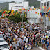 Caminhada do Forró arrastou mais de 10 mil pessoas pelas de Arcoverde