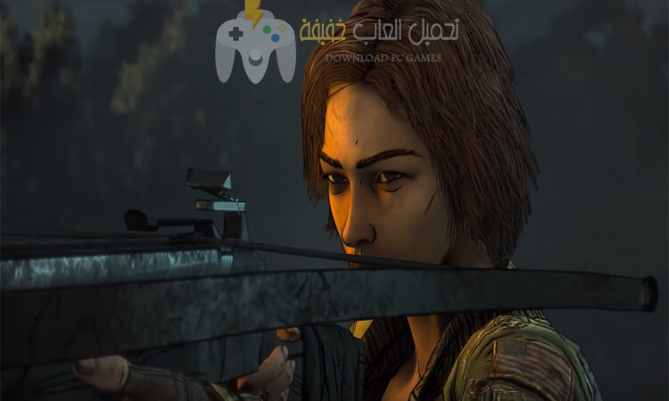 تحميل لعبة The Walking Dead Season 4 مضغوطة