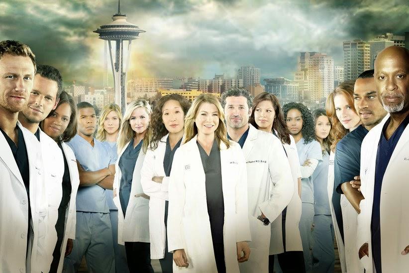 Grey's Anatomy Anatomía season temporada 10