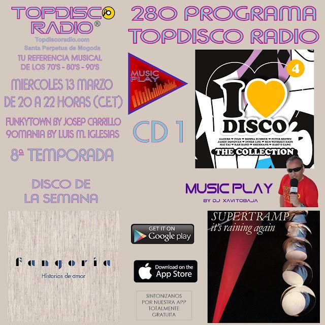 280 Programa Topdisco Radio