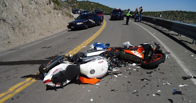 Enam Faktor Penyebab Kemalangan Motorsikal