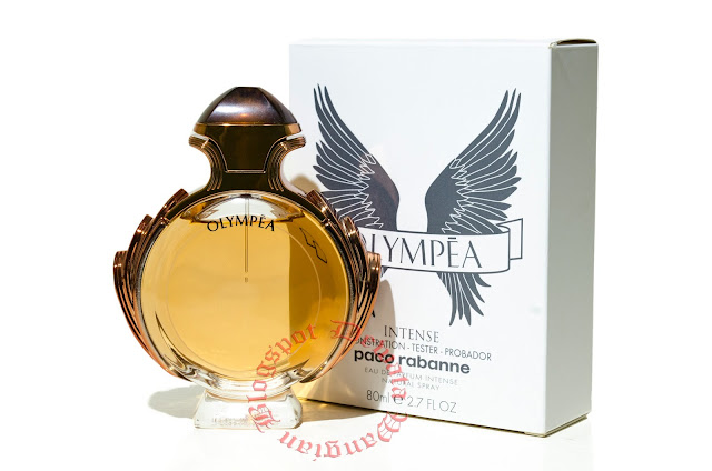 Paco Rabanne Olympea Intense Tester Perfume