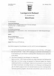 Räumungsklage Gewerbebetrieb Gründe Bleiben Im Dunkeln Verborgen