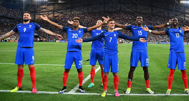 France could go all the way at the World Cup