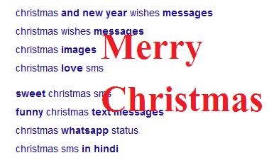 Happy X-Mas Facebook WhatsApp Status