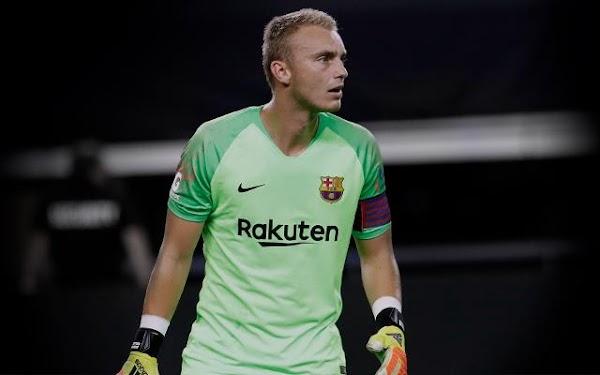 Cillessen confirma que se marcha del FC Barcelona en junio