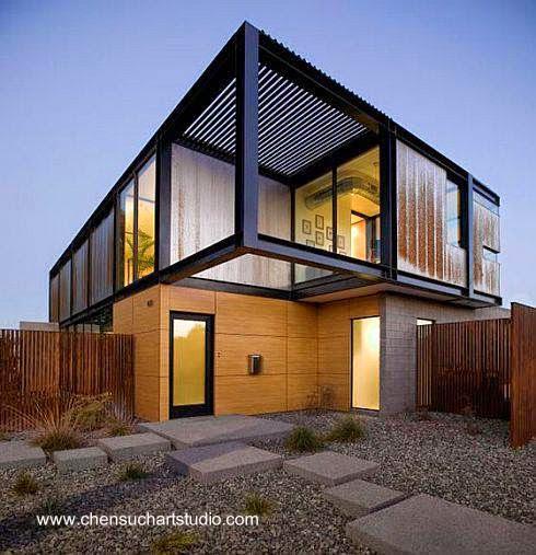 Casa residencial moderna en Tempe. Arizona, Estados Unidos