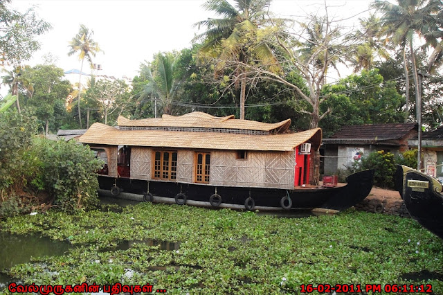 Alappuzha Backwater Boat Ride