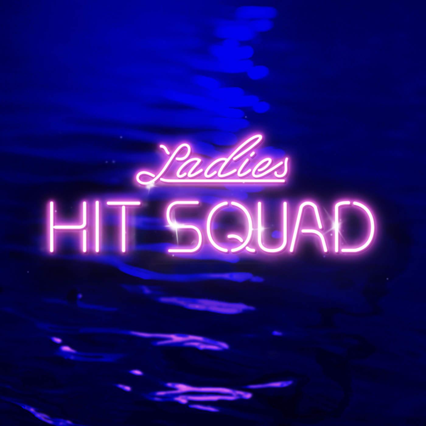 Skepta - Ladies Hit Squad (feat. D Double E & ASAP Nast) - Single Cover